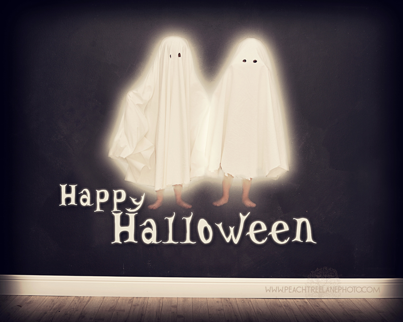 Happy Halloween from www.peachtreelanephoto.com