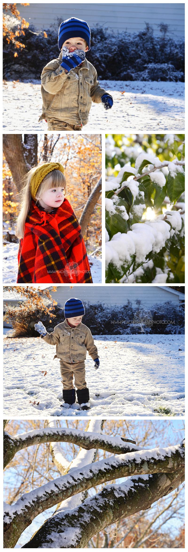 First Snow W